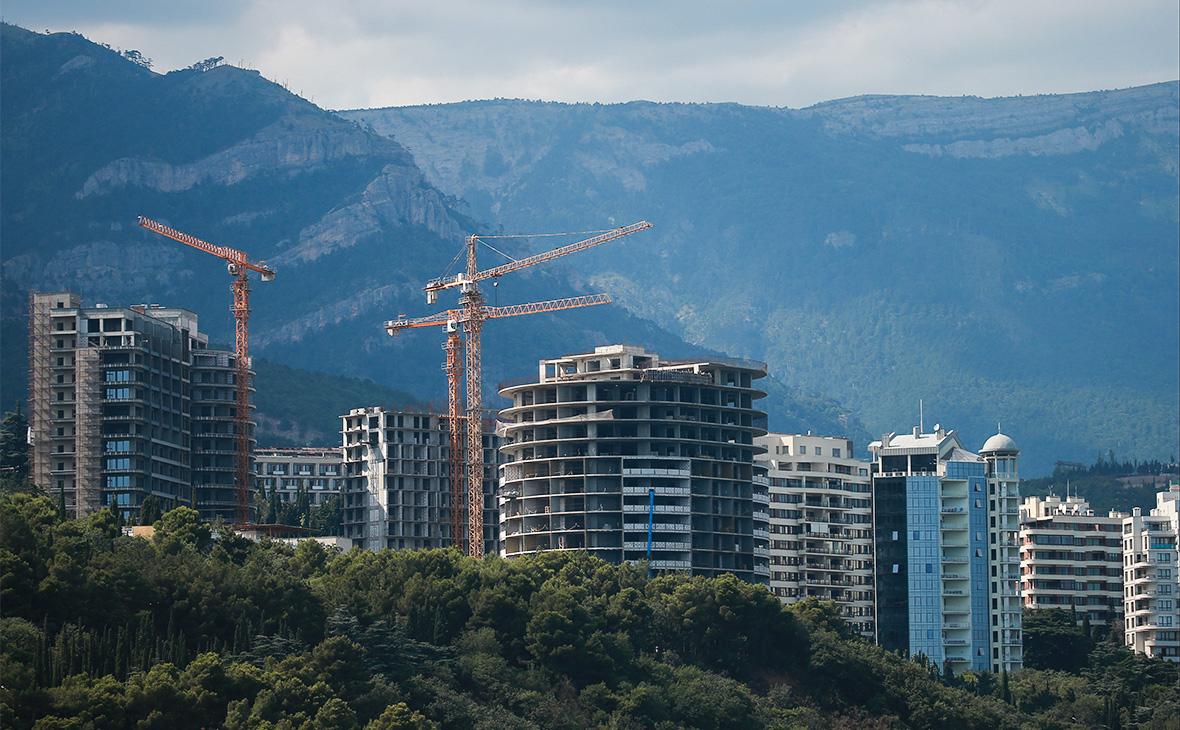 Выбирать подрядчиков длястроительства вКрыму предлагают безконкурса
