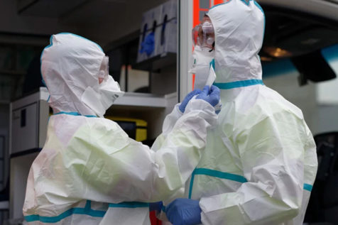 Ростех нарастил производство костюмов длямедиков до150 тыс. вдень