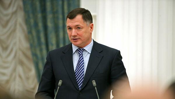 Хуснуллин пообещал сократить срок строительства соцобъектов наодин год