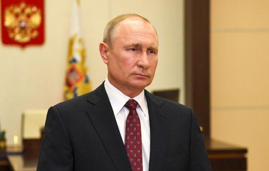 Путин: будущее российской цивилизации зависит от успеха в развитии высоких технологий