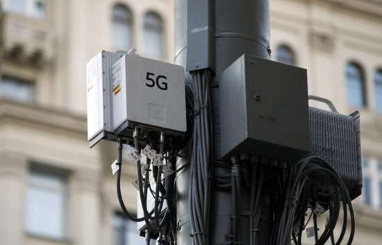 5G в России напоролась на проблемы