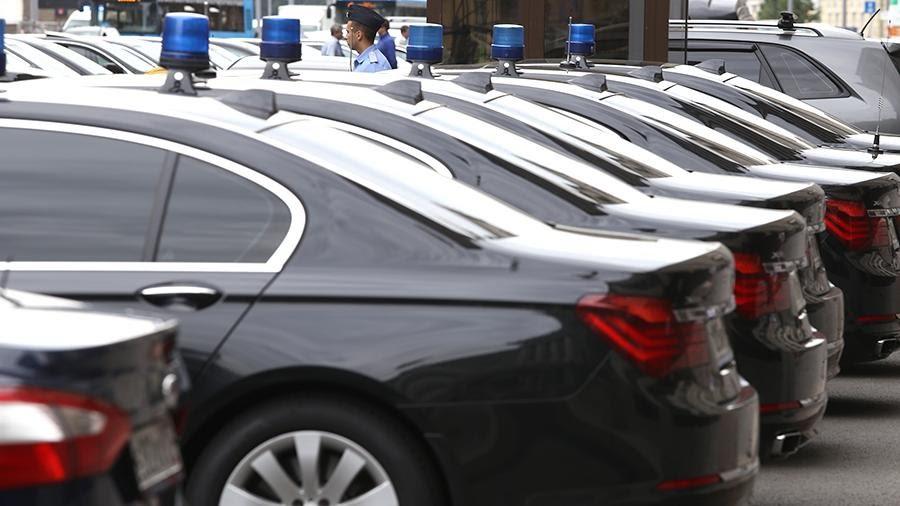 Путин поручил к1 июня принять решения опереносе на2020 год закупок авто длягосорганов