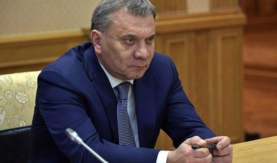Юрий Борисов нашел способ помочь малому бизнесу