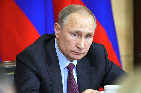 Президент поручил кабмину подготовить поправки внацпроекты