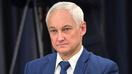 Ведомства должны активнее использовать право введения режима едпоставщика в антикризисных целях - Белоусов