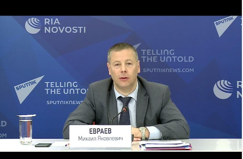 Михаил Евраев: «Введение рейтинга деловой репутации – заэтим будущее всей контрактной системы!»