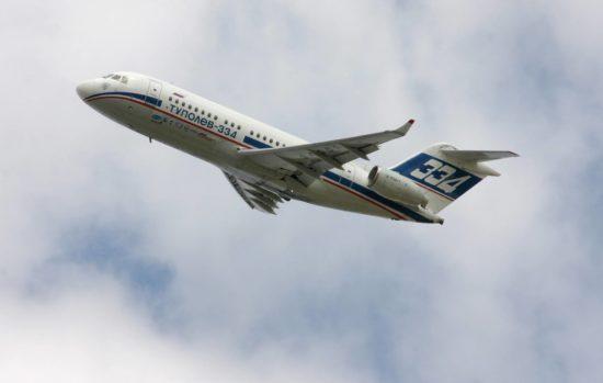 В Совфеде предлагают возобновить выпуск Ту-334 из-за