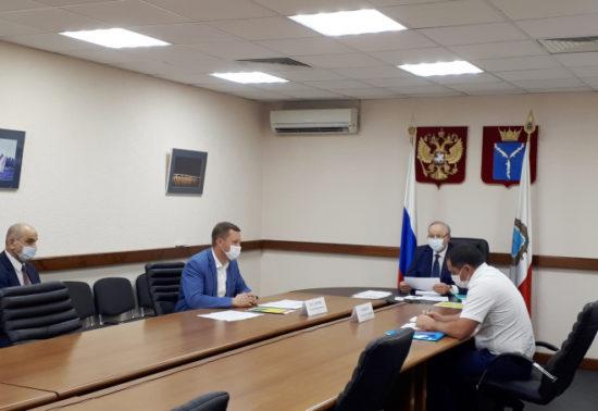 Зампред Правительства РФ Марат Хуснуллин отметил Саратовскую область в числе регионов, где планомерно идет работа по нацпроекту БКАД