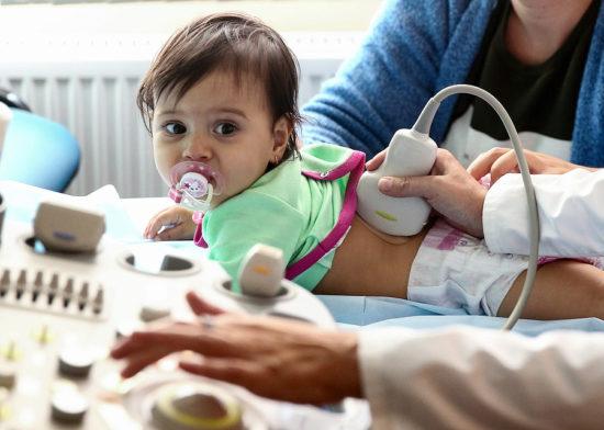 В Якутии более 15 детских поликлиник оснастили медоборудованием