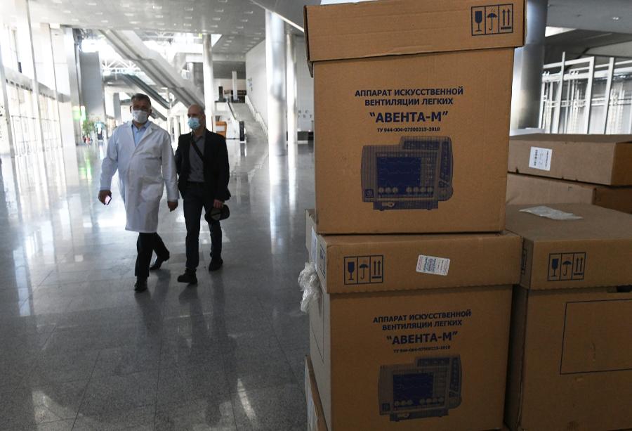 Производитель аппаратов ИВЛ «Авента-М» разрабатывает три новых образца медтехники