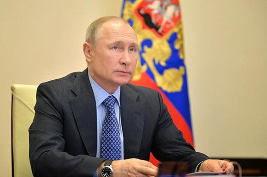 Путин назвал развитие машиностроительного комплекса России безусловным приоритетом
