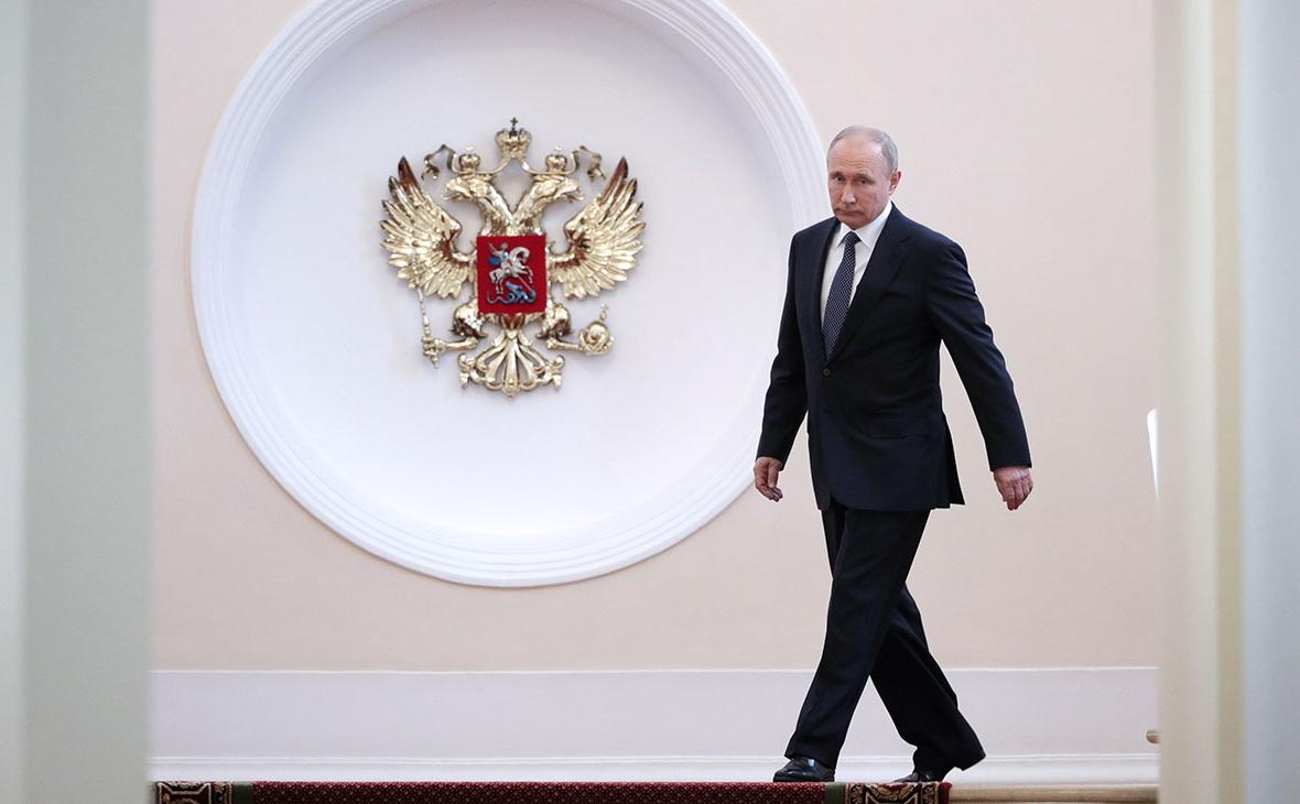 Путин предложил определить общенациональные задачи наследующие 10 лет