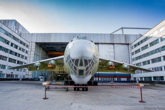 Ульяновский «Авиастар» модернизируют за 1,3 миллиарда рублей