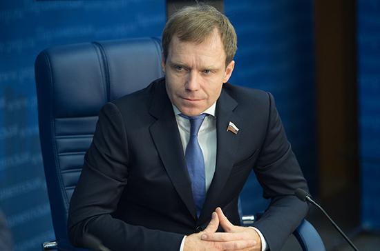 Кутепов подготовил изменение взакон огосзакупках