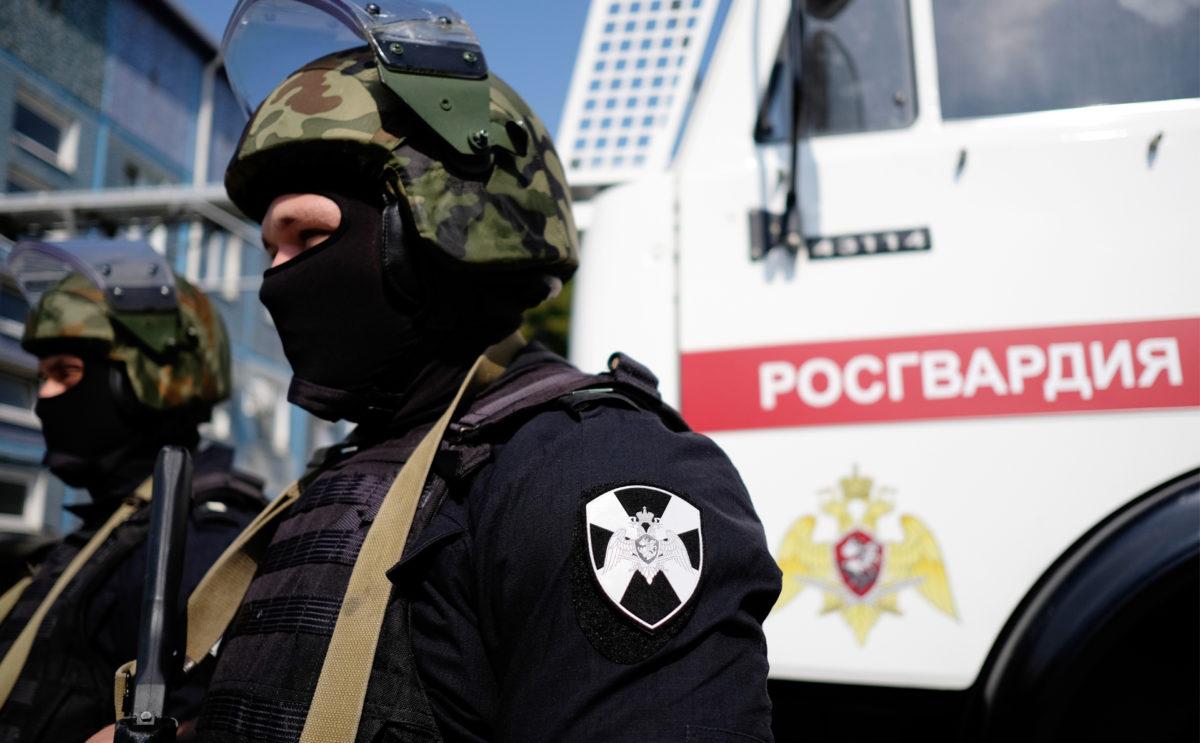 Росгвардия построит военный городок вЕвпатории за1,2 млрд рублей