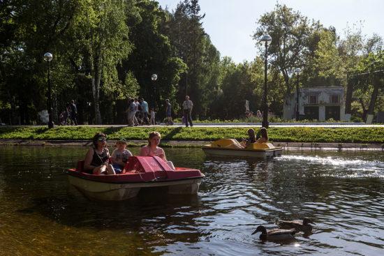 В Самарской области благоустроят больше территорий за счет экономии