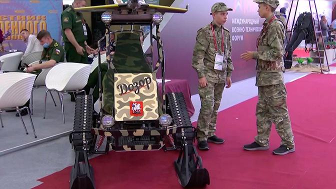 Парад новинок: чтопредставили предприятия ОПК нафоруме «Армия-2020»