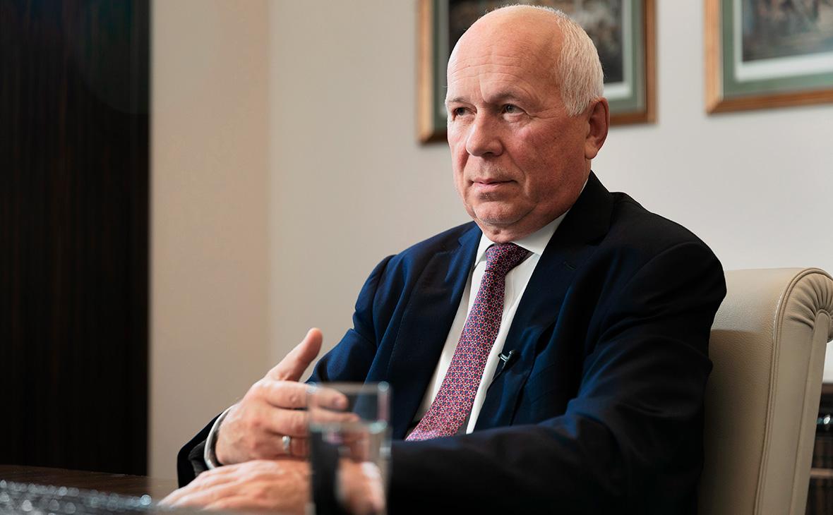 Сергей Чемезов оценил эффективность нового закона огосзакупках