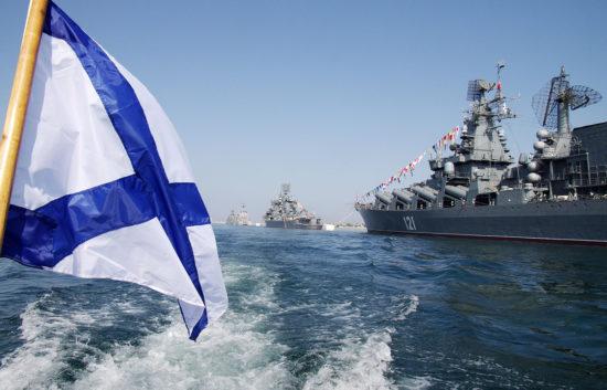 Оборудование по госконтракту для Черноморского флота вернули обратно поставщику