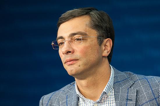 Владимир Гутенев оценил предложение по упрощению порядка уплаты налогов