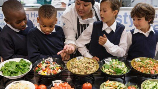 Школьные завтраки: качество и сбыт