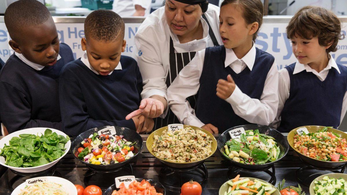 Школьные завтраки: качество исбыт