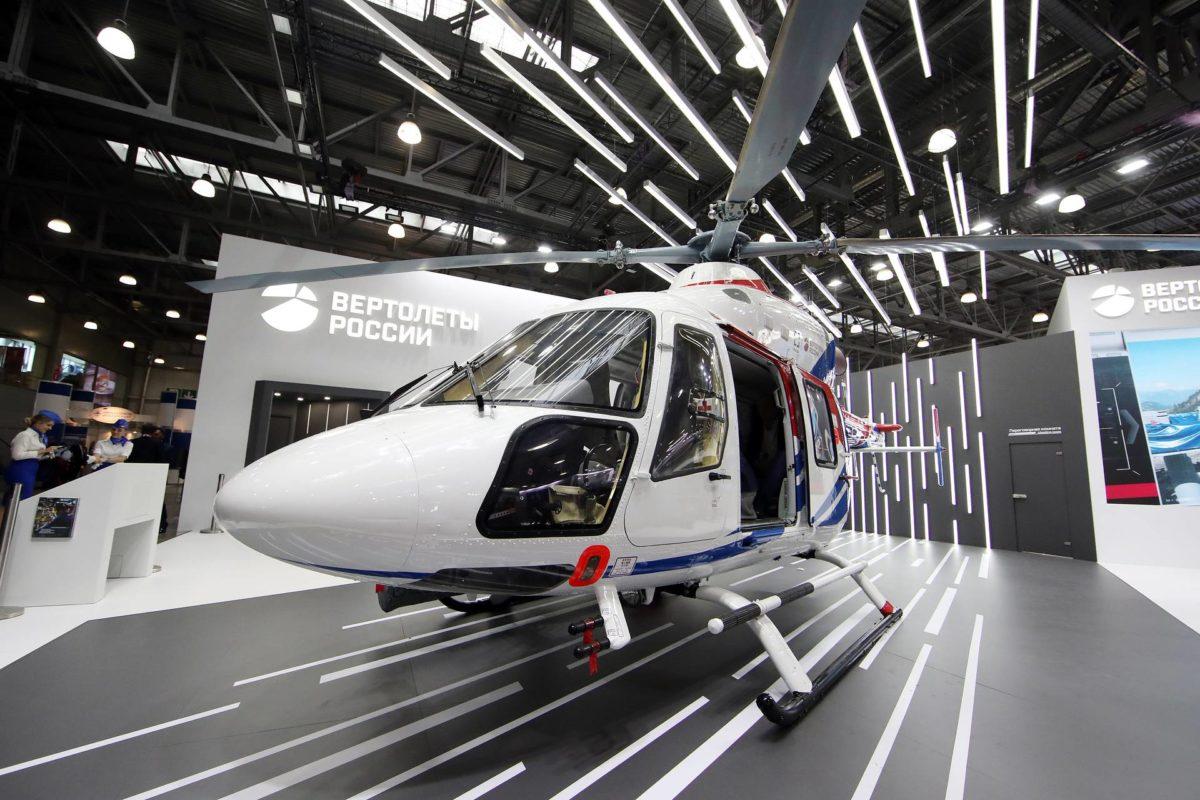 Вертолеты вгражданский сектор