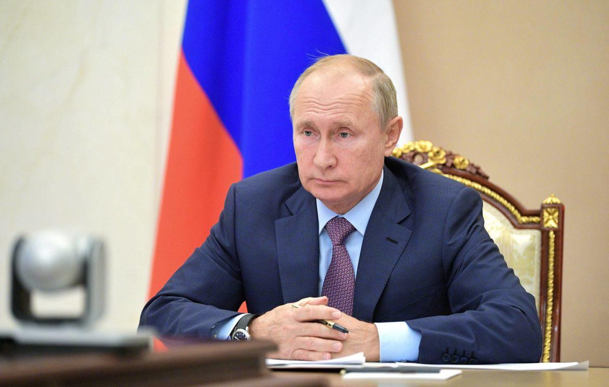 Путин поручил создать механизм координации исполнения нацпроектов врегионах
