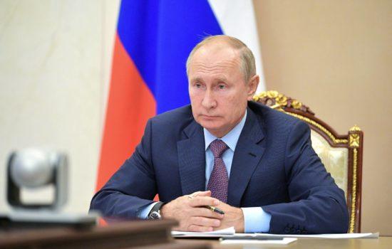Путин поручил создать механизм координации исполнения нацпроектов в регионах