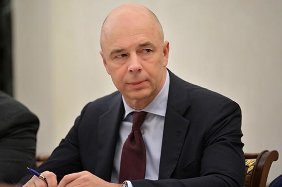 Силуанов: расходы понацпроектам будут ежегодно расти