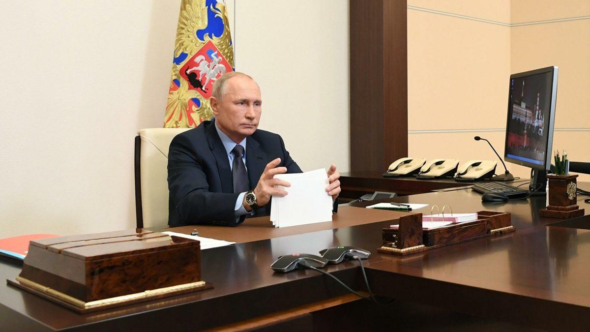 Путин упразднил Роспечать иРоссвязь