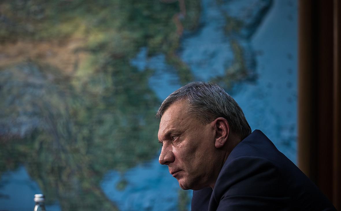 Борисов после ввода вице-премьера поТЭК остался куратором промышленности