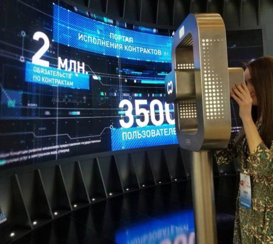 Московская область: достижения региона на федеральной площадке