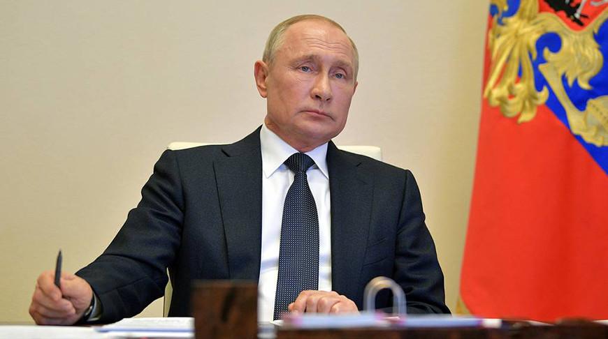 Путин подписал законы оштрафах длягоскомпаний иобособенностях ихзакупок усубъектов МСП