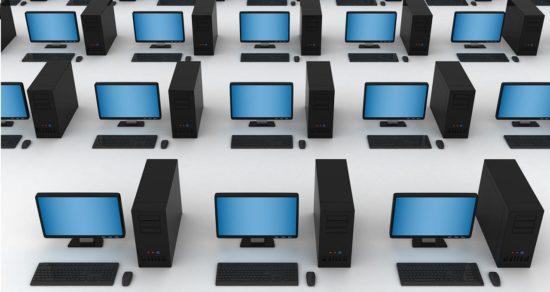 Минпромторг: российские компании могут обеспечить компьютеры для госзакупок
