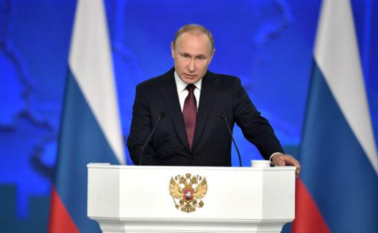 ОНФ провел онлайн-марафон по итогам пресс-конференции Президента России Владимира Путина