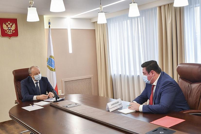 Губернатор поручил заинтересовать саратовский бизнес вгосзакупках