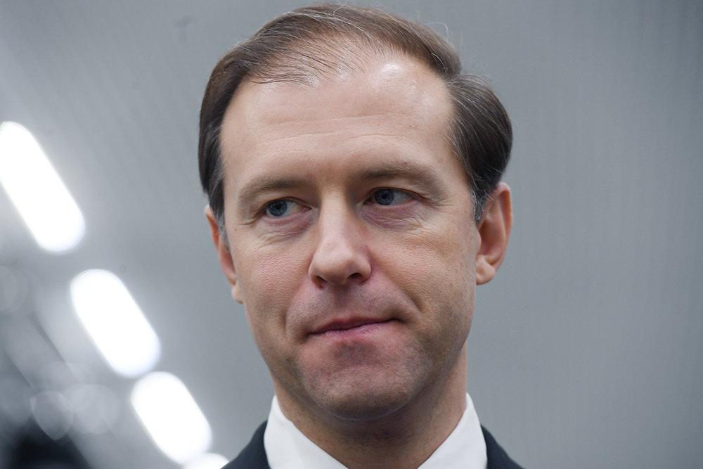 Мантуров: Российская промышленность продолжит курс наимпортозамещение