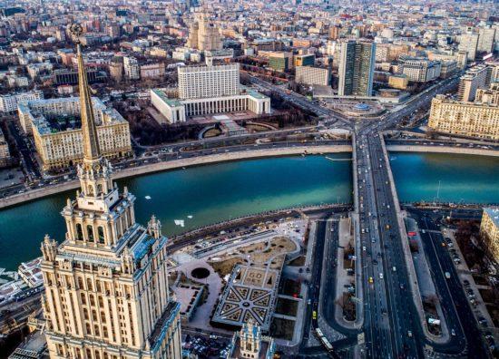 Ефимов: в 2020 году Москва перевыполнила план национального проекта по экспорту