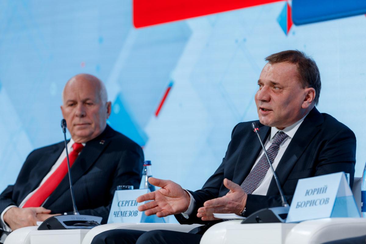 Поручение Правительства поитогам Форума-выставки «ГОСЗАКАЗ» подписано!