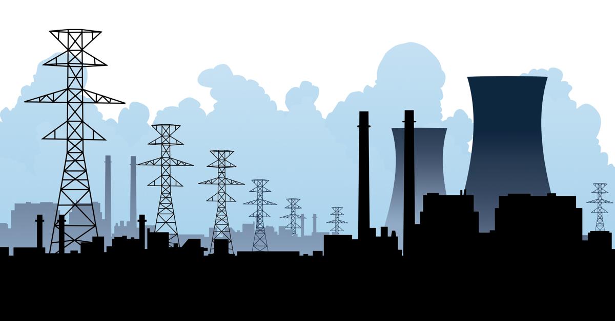 Энергопотребление врост— промсектор идет вгору