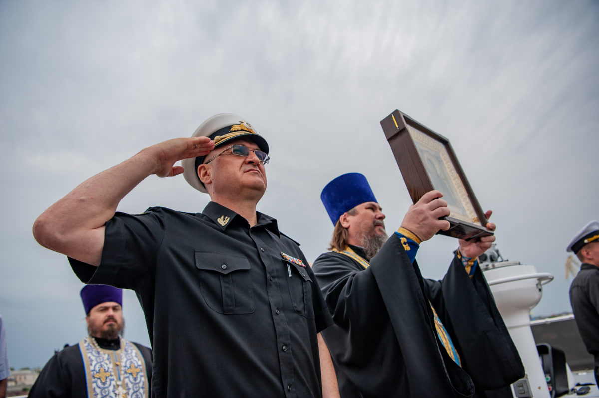 Впомощь Черноморскому флоту