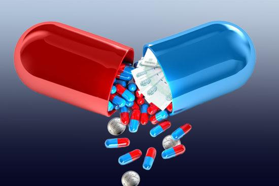 Лекарственная политика отрицательного роста