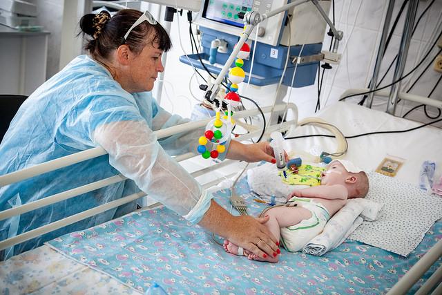 Инновации наслужбе детского здоровья